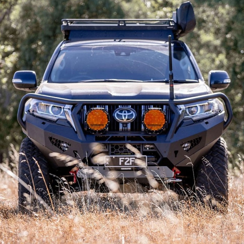 Toro Bull Bar Suitable for Toyota Prado