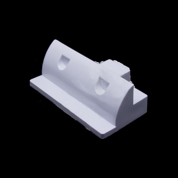 REDARC SMI9002 ABS Plastic Solar Panel Side Mount (x2)