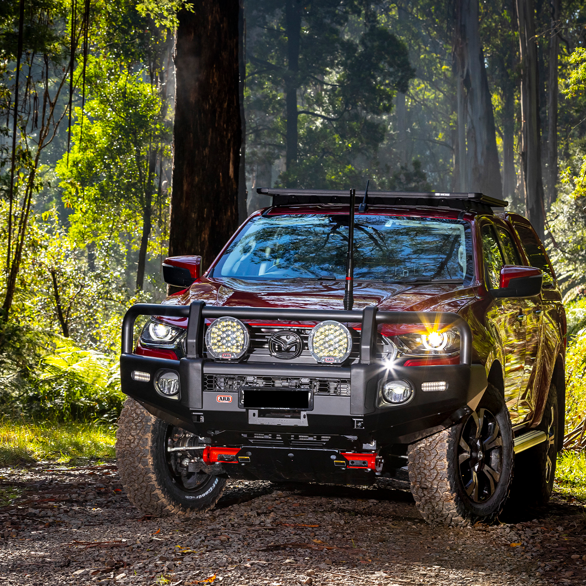 Arb Bt50 Under Vehicle Life Style Store