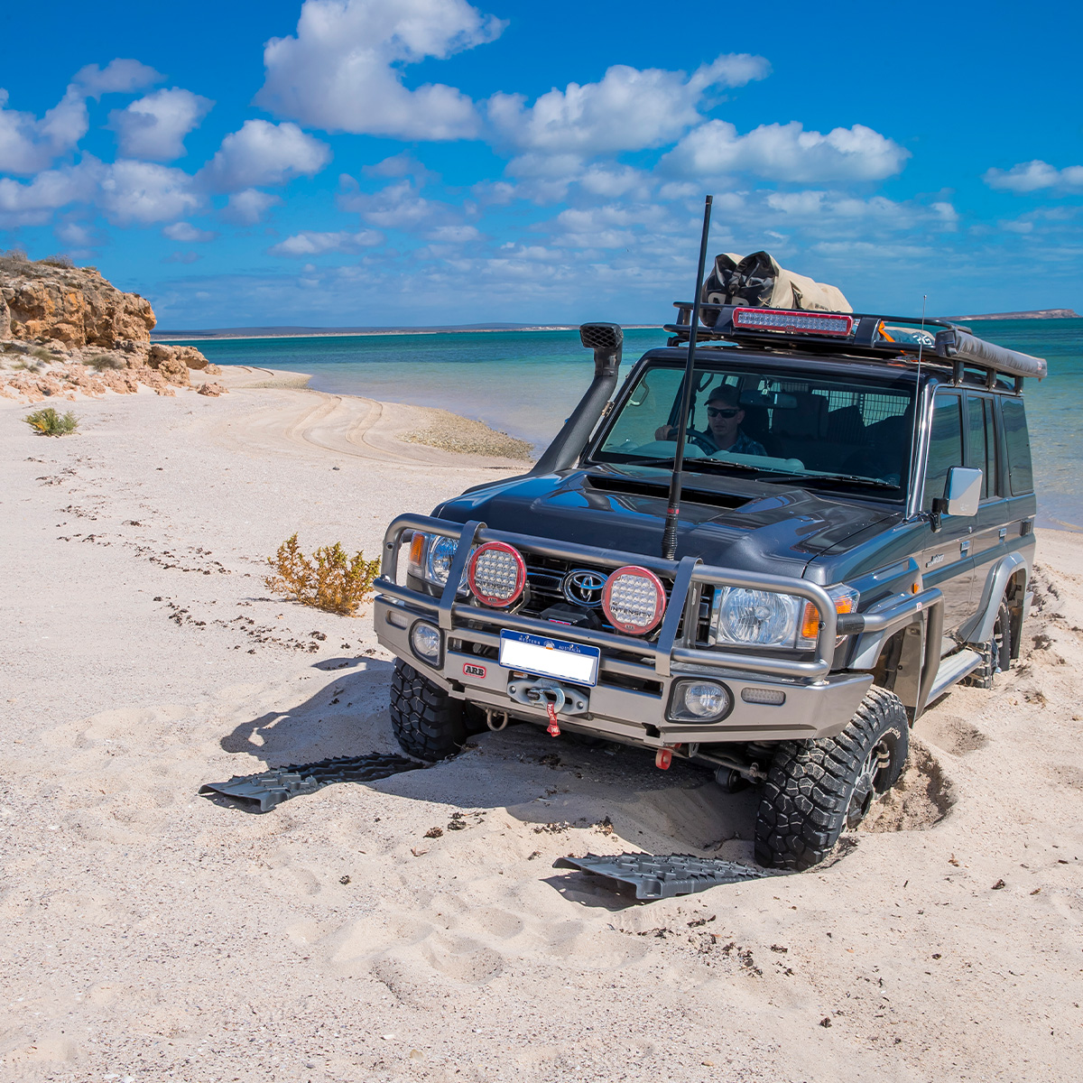 Arb Fj Cruiser Recovery Life Style Store