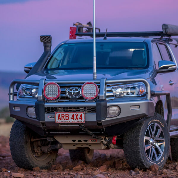 ARB Toyota Hilux (2015-2018) Recovery Points
