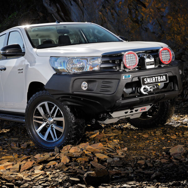 ARB Toyota Hilux Rogue/SR5 (2018-Present) Under Vehicle Protection