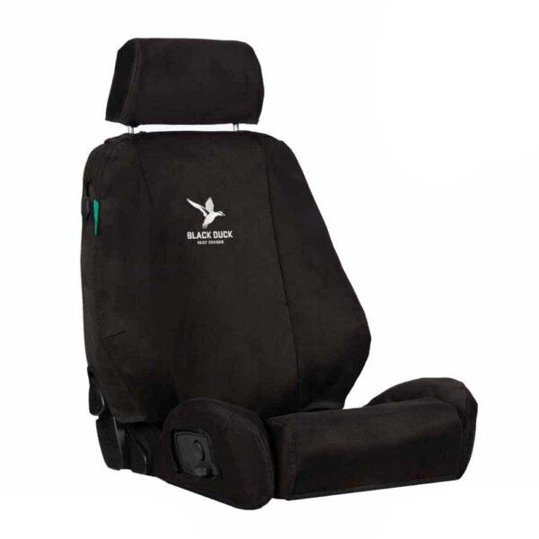 Black Duck Seat Covers 4Elements 200 Series 8 Seats – Black