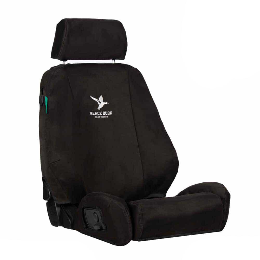 Black Duck Seat Cover 4elements Black