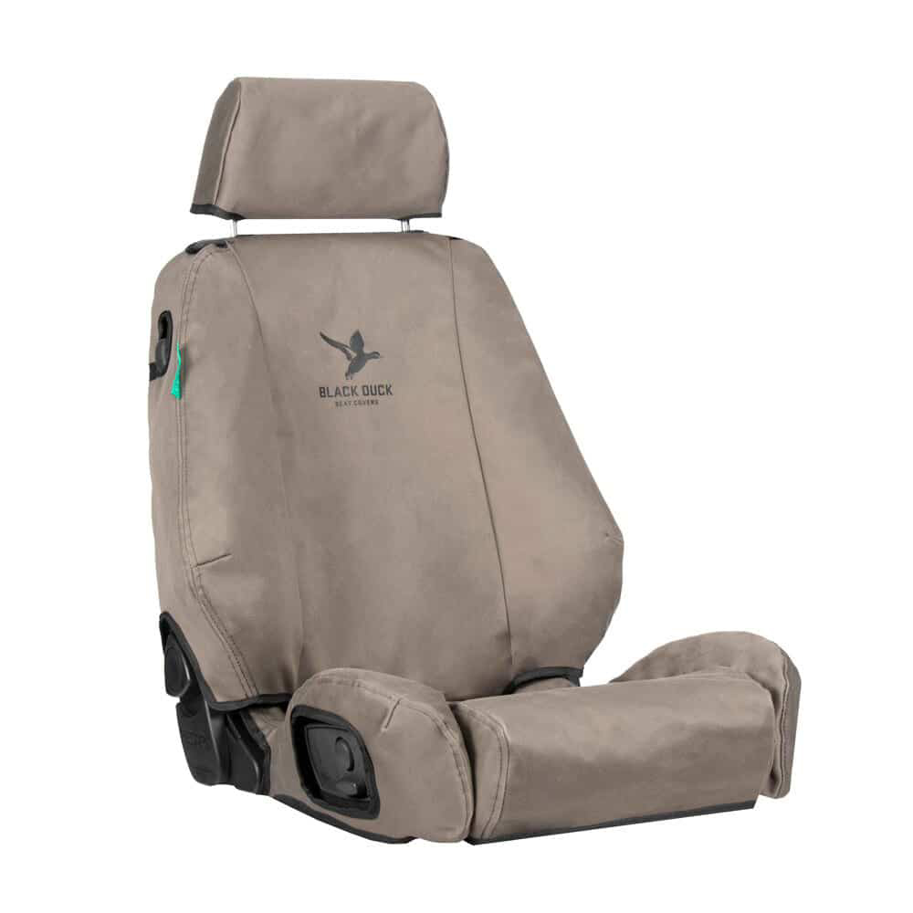 Black Duck Seat Cover 4elements Grey