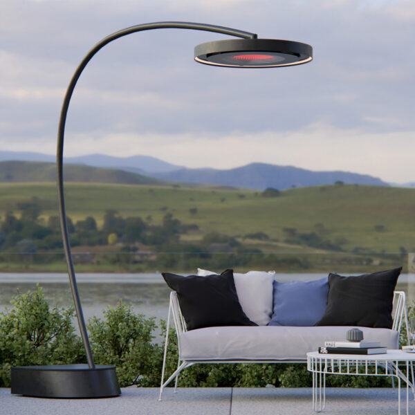 Bromic Heating Eclipse Smart-Heat™ Electric Portable Outdoor Heater