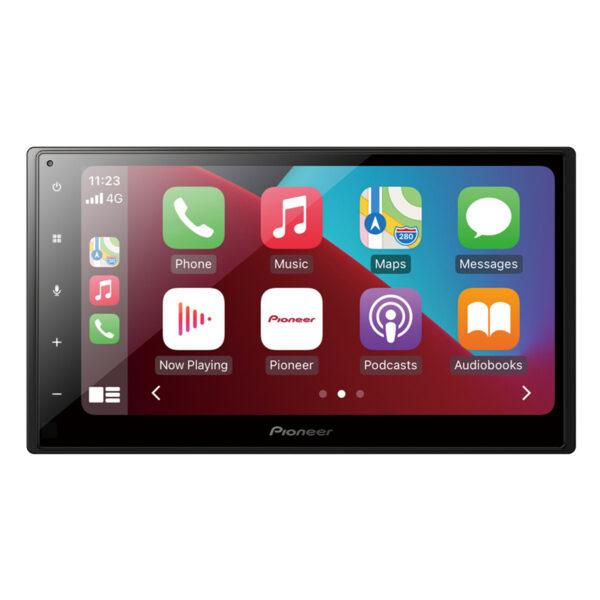"Pioneer SPH-DA160DAB 6.8"" Touchscreen Player | Apple CarPlay | Android Auto | Bluetooth | DAB+"