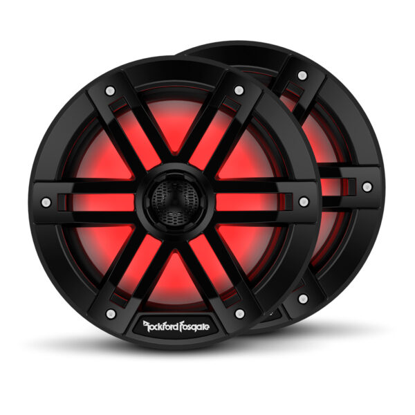 "Rockford Fosgate M1 6.5"" Colour Optix™ Marine 2-Way Speakers"
