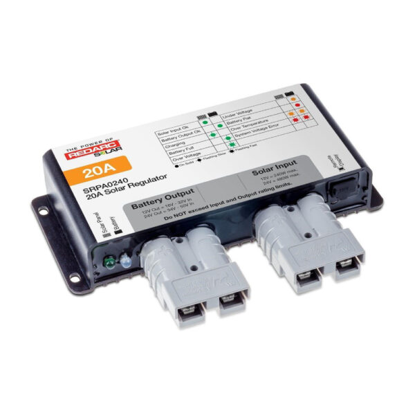 REDARC SRPA0240 20 Amp Solar Regulator