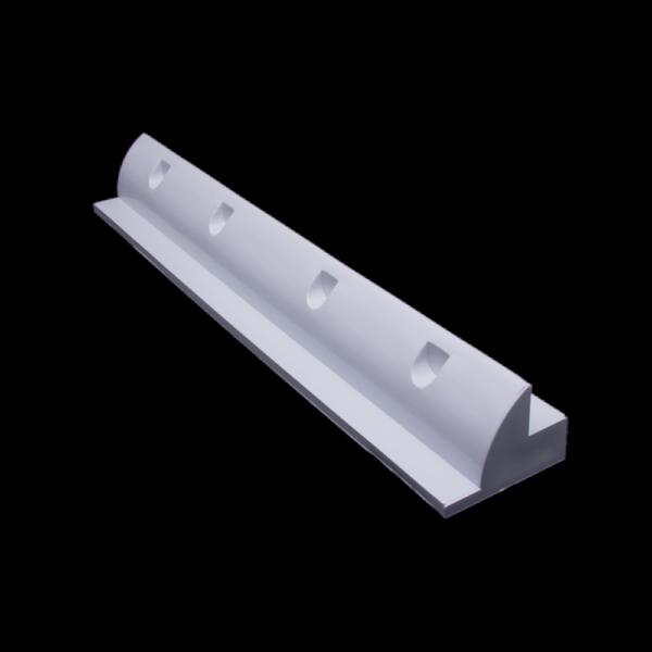 REDARC SMI9003 ABS Plastic Solar Panel Spoiler Mount (x2)