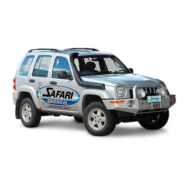 Safari 4×4 Snorkel SS1135HF Jeep Cherokee/Liberty KJ