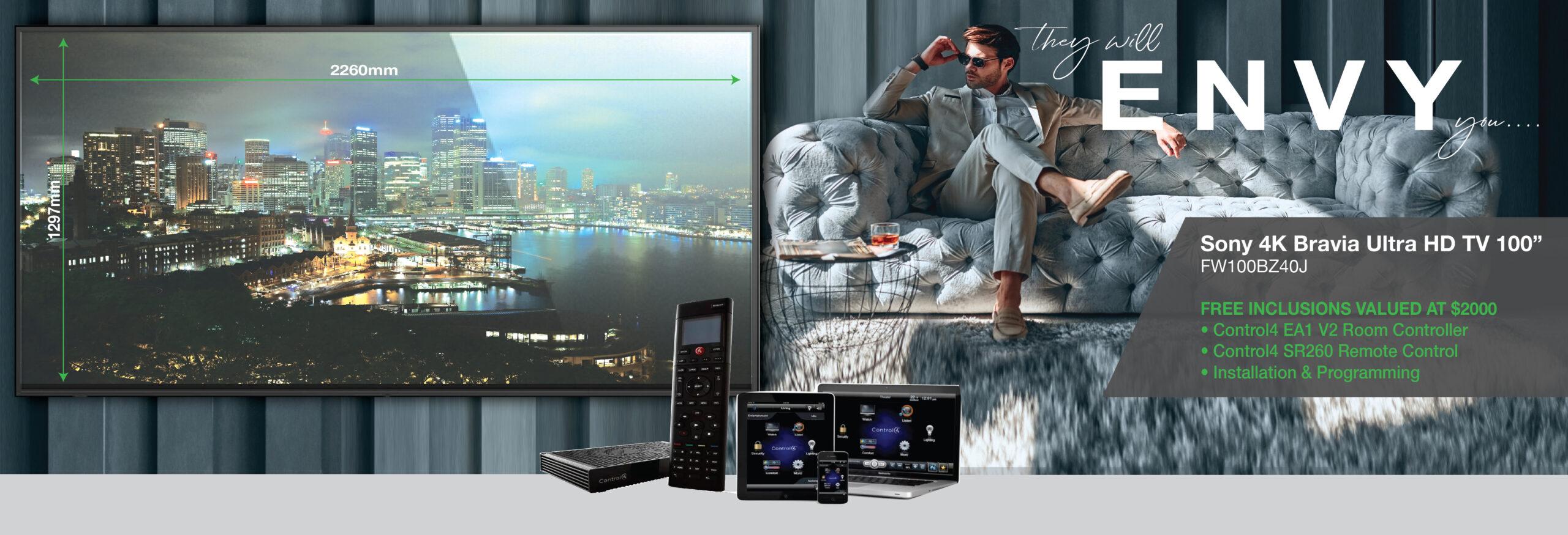 300dpi Sony Bravia Tv Promo Web Banner 1300px X444 Px