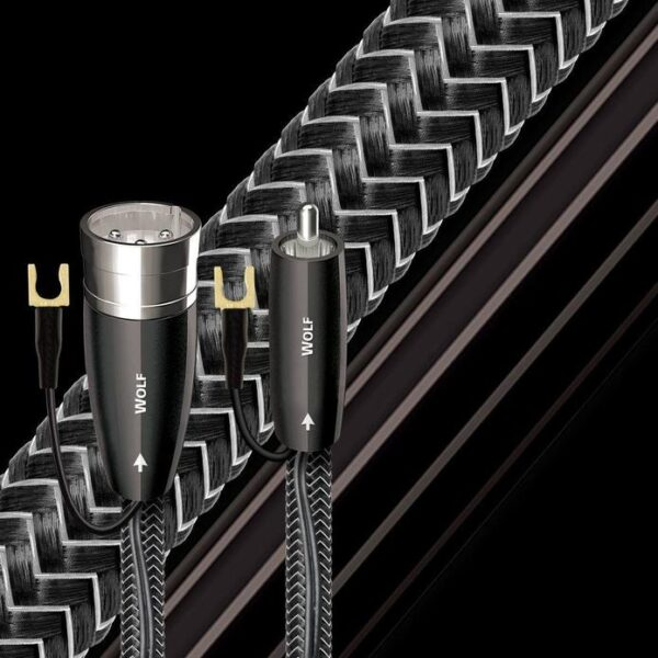 Audioquest Wolf Subwoofer Cable