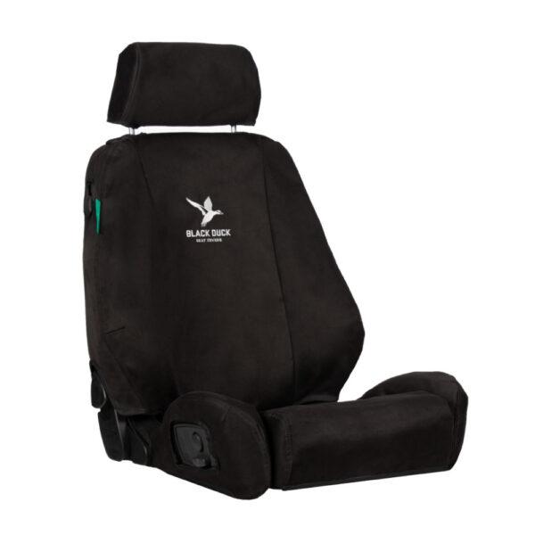Black Duck Seat Covers 100 Series GXL Second Row 60/40 Split