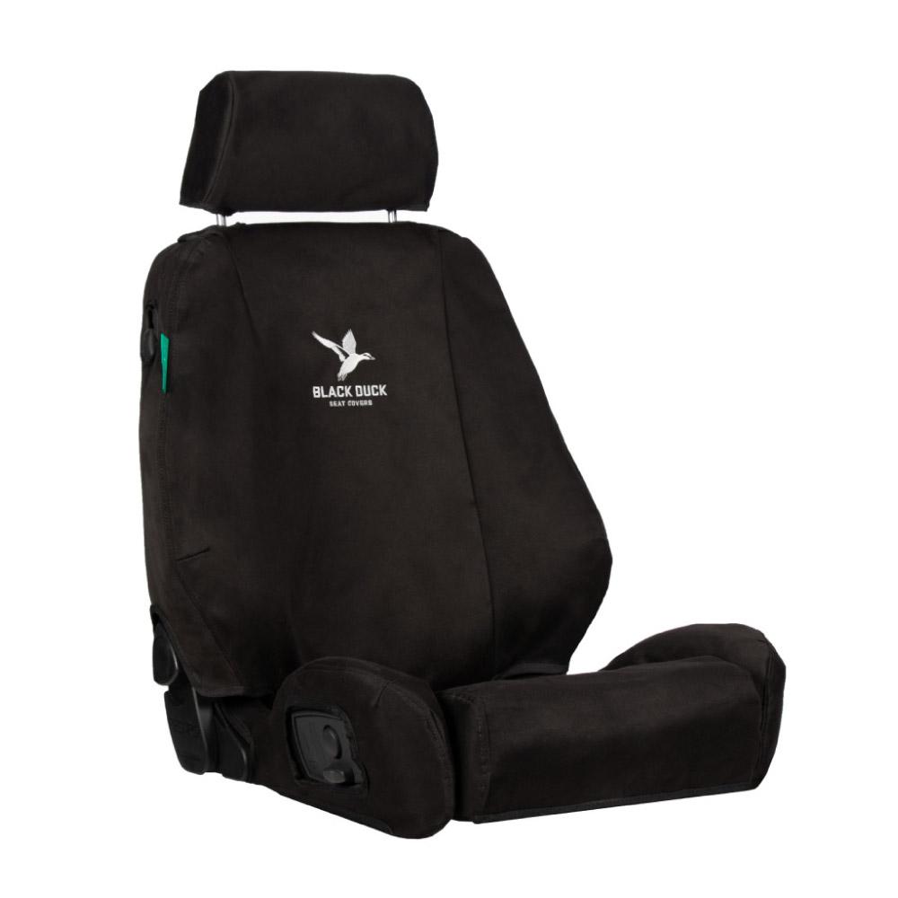 Black Duck Seat Cover Black, 1000x1000