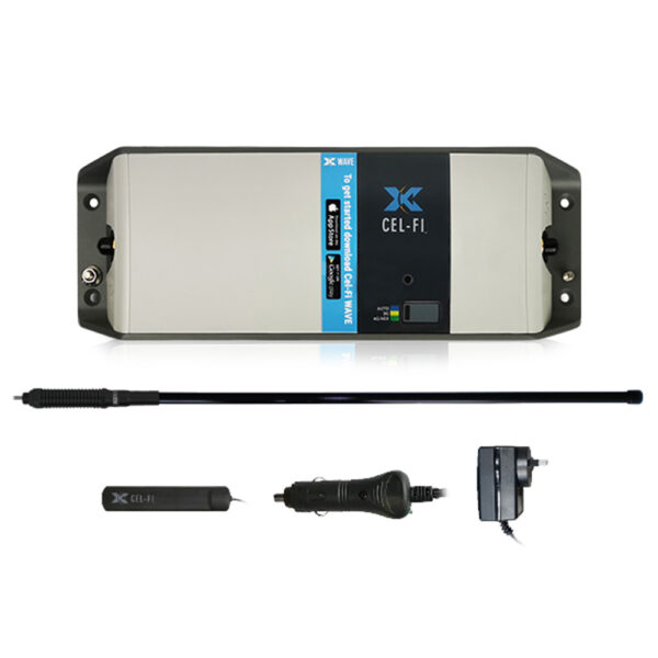 CEL-FI GO O+ANT Mobile Smart Signal Repeater