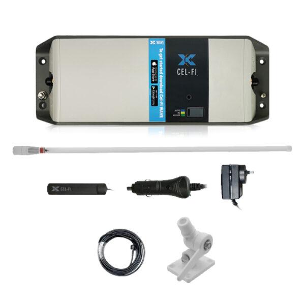 CEL-FI GO TELSTRA MP Mobile Smart Signal Repeater