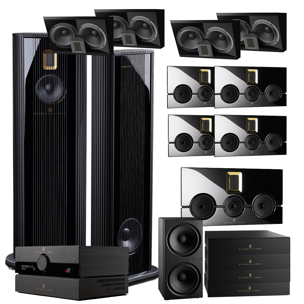 Sl Model O 5.4.4 Home Theatre System Life Style Store