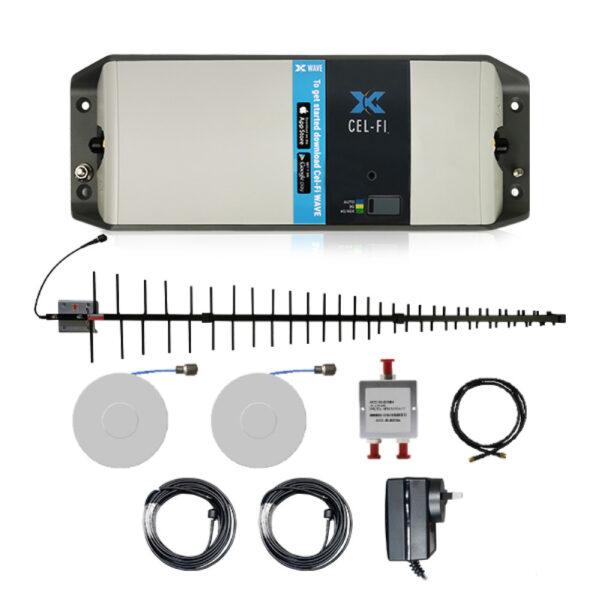 CEL-FI RPR-CF-00544 Telstra DAS Pack