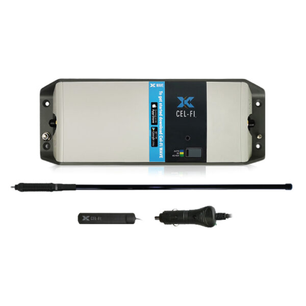 CEL-FI GO T+ANT Mobile Smart Signal Repeater