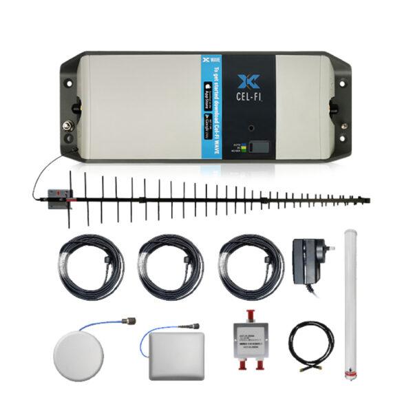 CEL-FI GO RPR-CF-00718 Telstra DAS Pack
