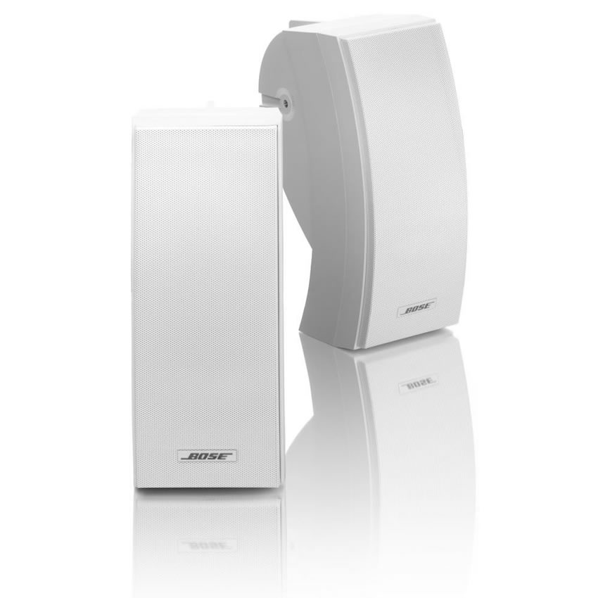 Bose 251 White Front